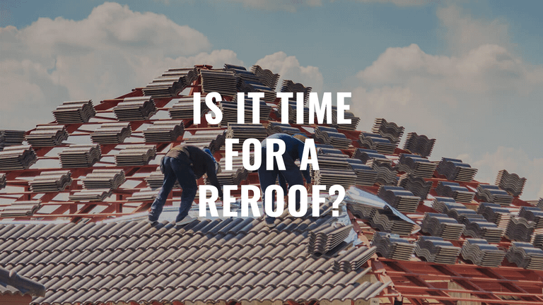 Is it time for a reroof